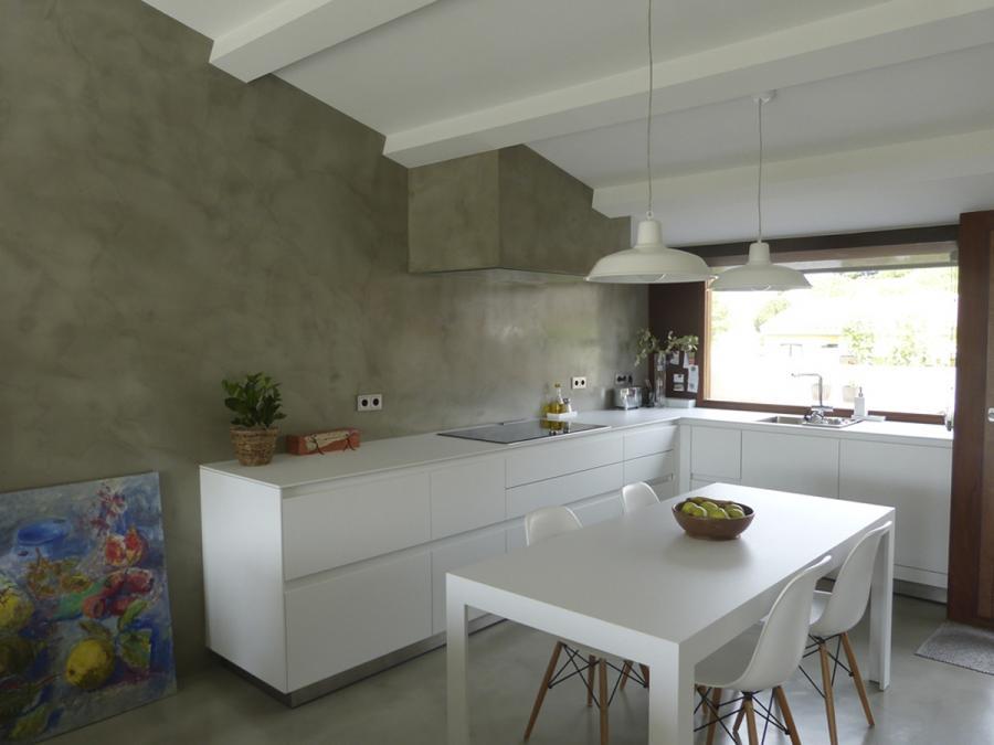 Microcemento nmilenium - Microcemento para cocinas ...