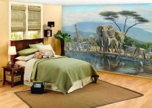 habitacion elefantes